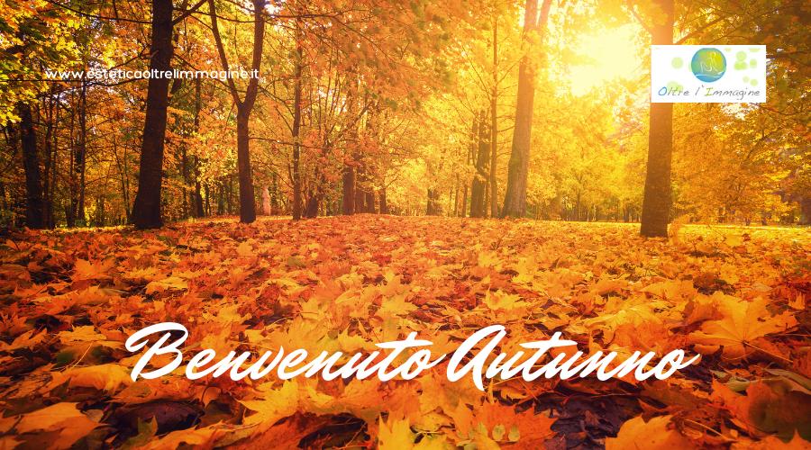 L'autunno è arrivato!